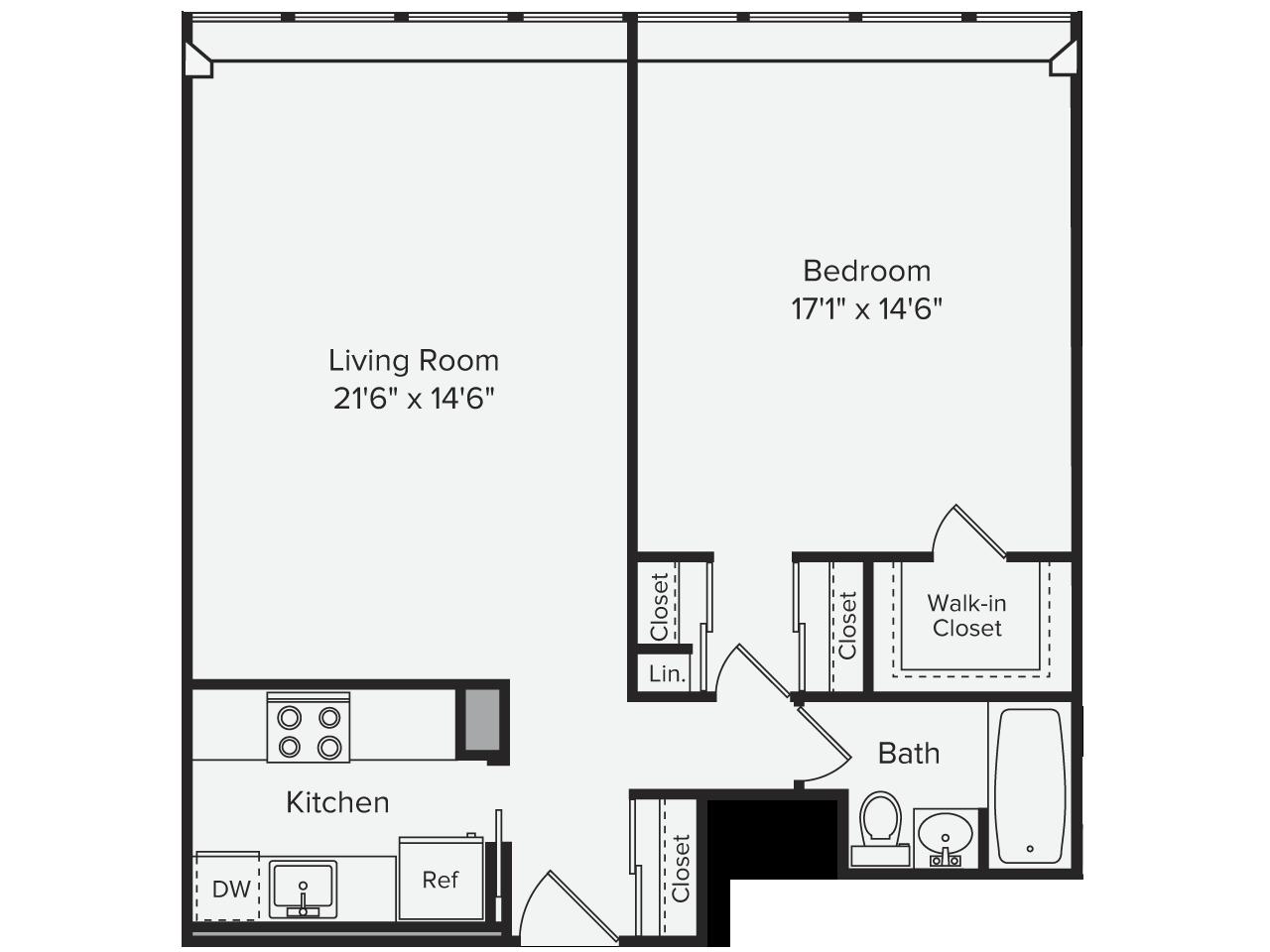 790 Boylston St., Boston, MA - 4,005 USD/ month